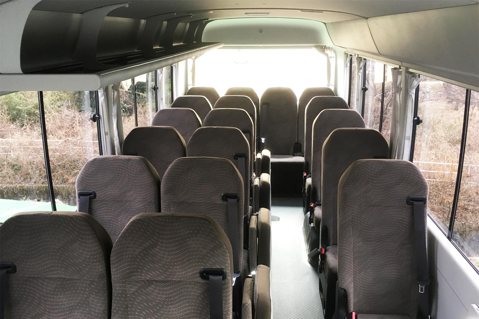 車内(座席)